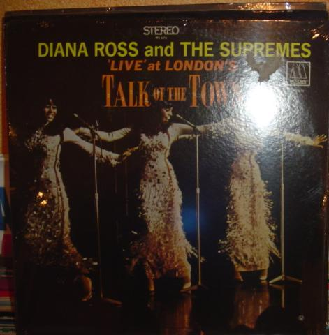 Diana Ross & Supremes - Talk of Town - Motown - sealed 1968